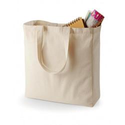 Canvas Classic Shopper-QUADRA