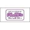 AWDIS Just T & Polos